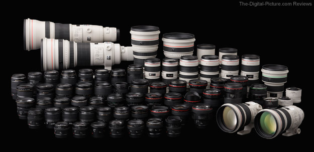 Canon-EF-Lens-Collection